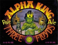 Three Floyds Alpha King