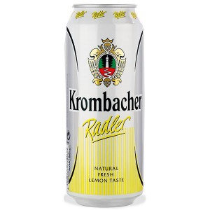 Krombacher Lemon Radler Shandy