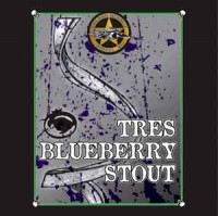 Dark Horse Tres Blueberry Stout